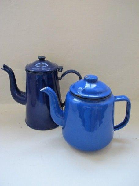 /: Amazing Blue, Blue Enamels, Blue Hues, Blue Dinnerware, Feelings Blue