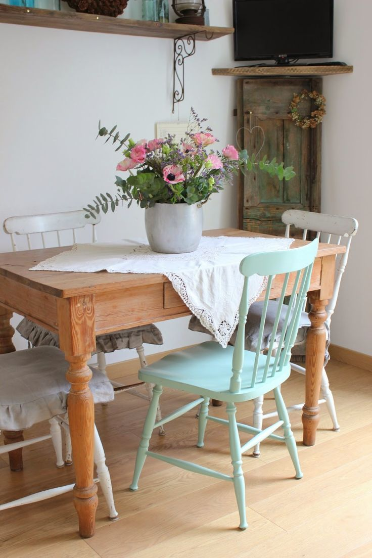 Cottage Style Kitchen Table 345 Best Images About Home Decor Cottage Style On Pinterest