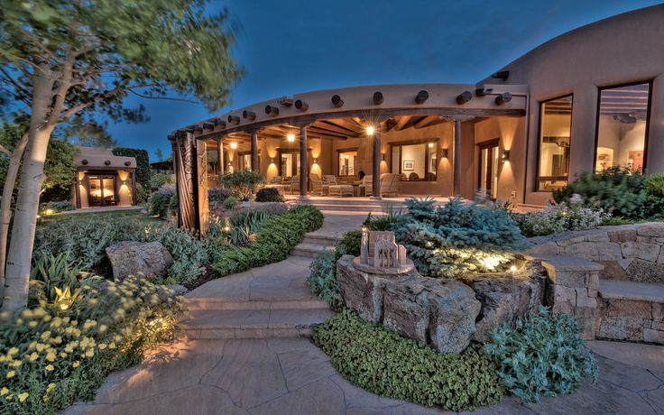 439 Best Images About Southwest Landscaping On Pinterest