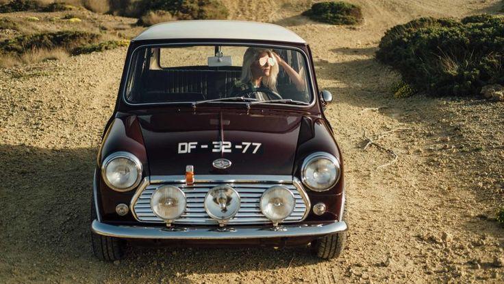 1968 Morris Cooper 1000