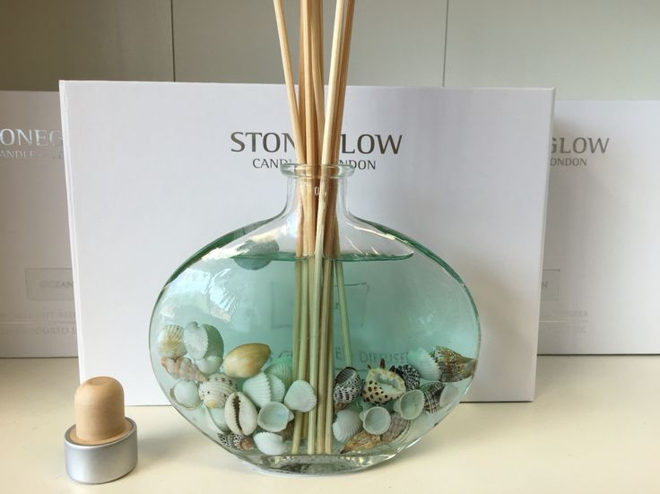 Gorgeous reed diffusers from Stoneglow candles handmade in the UK.
