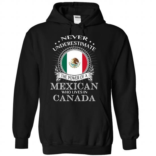 Awesome Mexico - Canada - #band shirt #tshirt yarn. MORE ITEMS => https://www.sunfrog.com/States/Awesome-Mexico--Canada-8449-Black-Hoodie.html?68278