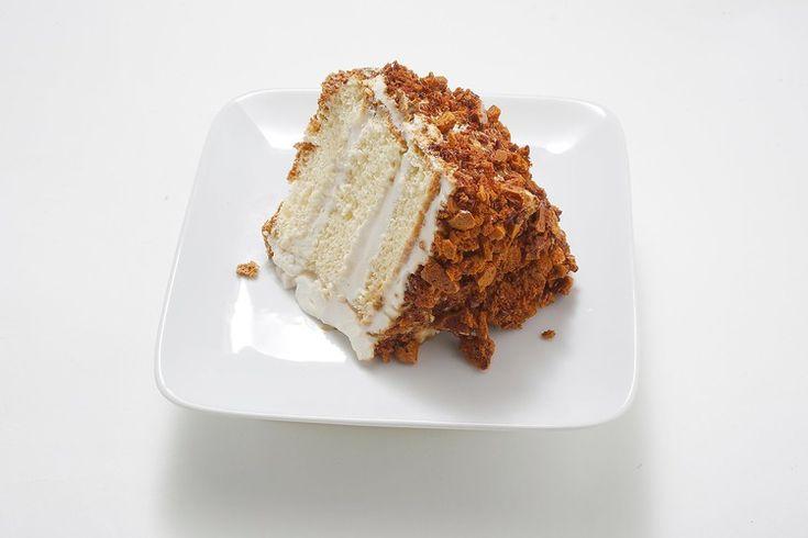 Recipe: Blum's Coffee Crunch Cake | Crunch cake, Homemade cupcake recipes, Strawberry cupcake ...