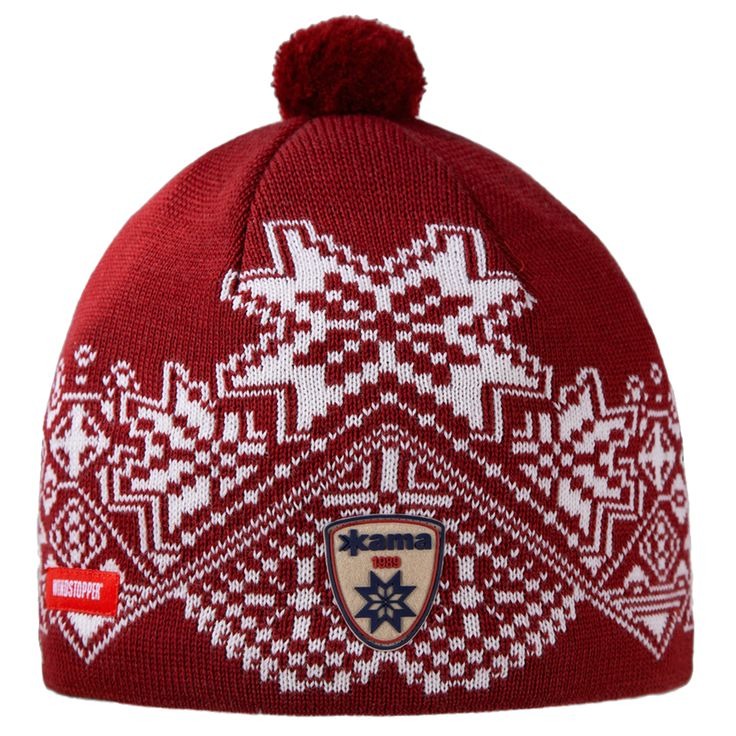 AW07 Windstopper Knitted Hat, Kama | Hudy.cz
