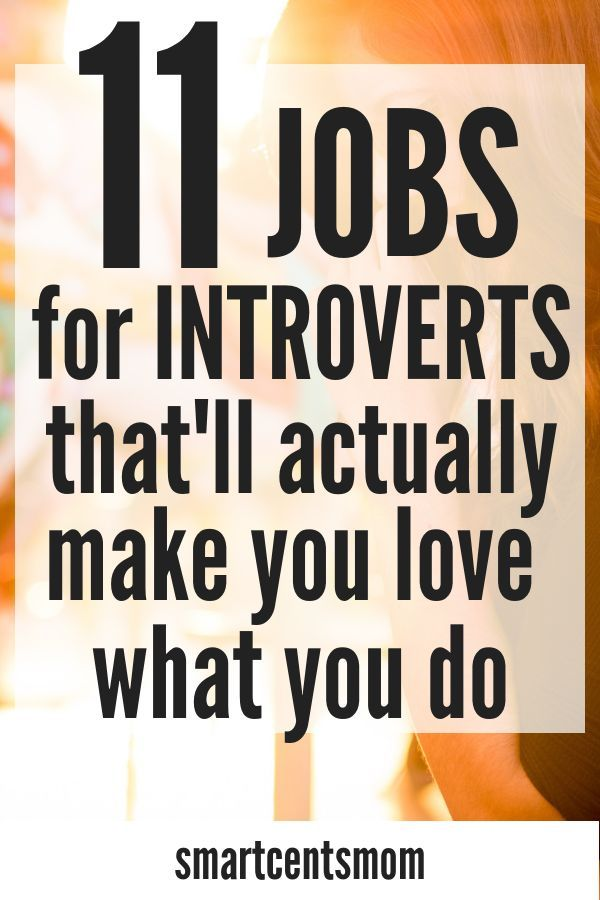 11 Best Jobs for Introverts that Actually Pay Well (2019)