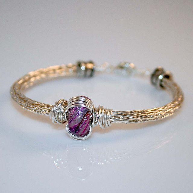 images of viking knit jewelry | Viking Knit Bracelet | Flickr - Photo Sharing!