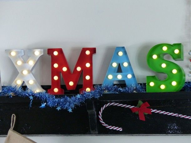 Christmas gifts top sales, the light up carnival retro, vintage marquee letters. Check our new xmas colours. These make a cool gifts to have your name up in lights at a cheap price. Boys and girls bedrooms will never look boring ever again. Available in red, yellow, green, blue, white.