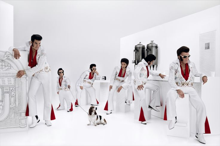 The Elvis' - 2014