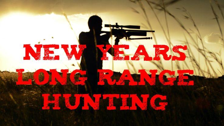 2016 New Year Long Range Hunting - Daystate Wolverine .22 Type B