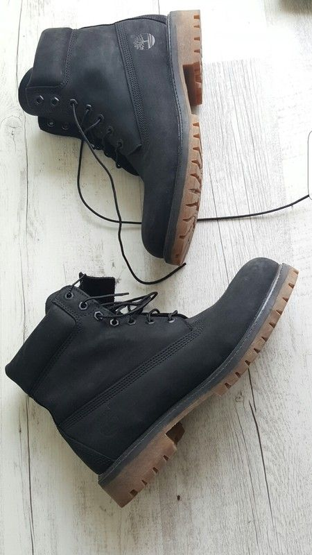 Timberland Noires