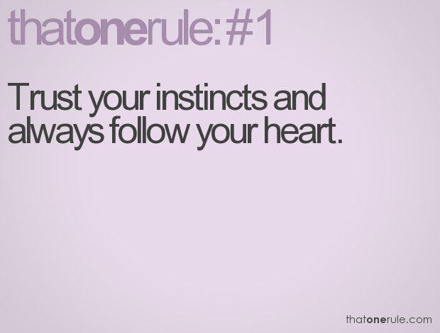 Life lesson
