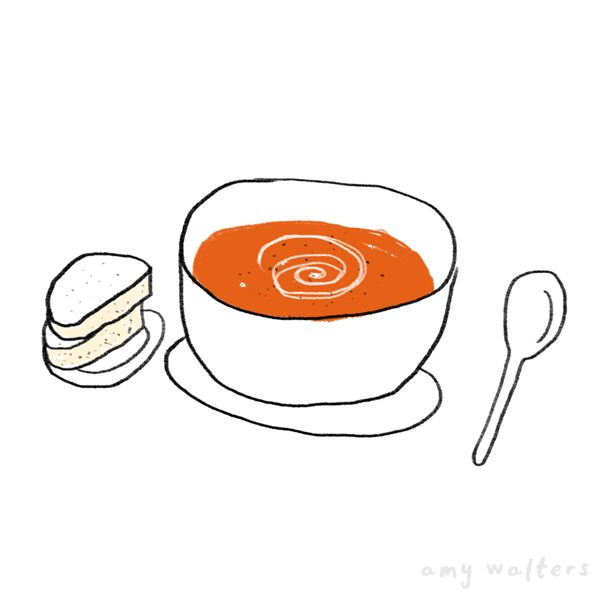 Amy Walters: Tomato Soup