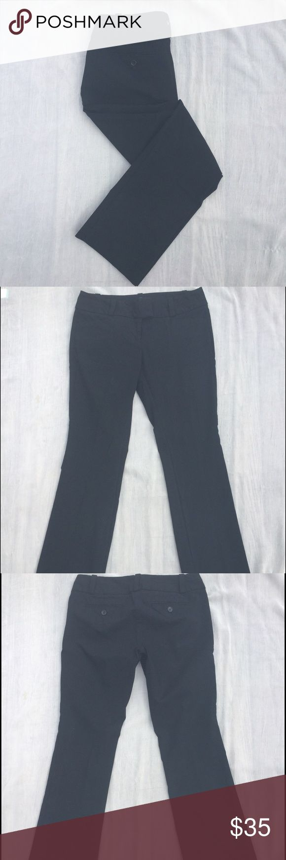 """The Limited Exact Stretch boot cut pants The Limited Exact Stretch boot cut pants in black • excellent condition • 30"""" inseam The Limited Pants Boot Cut & Flare"""