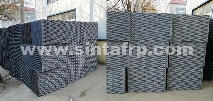Kuken Cooling Tower Pvc Fill Cooling Tower Tower Global Cooling