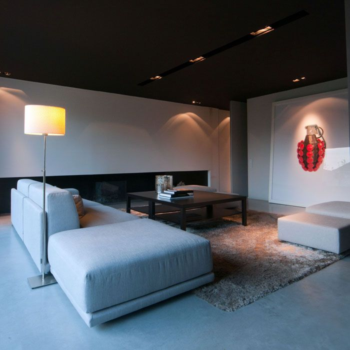 1000 id es sur le th me plafond noir sur pinterest for Amenagement spa interieur