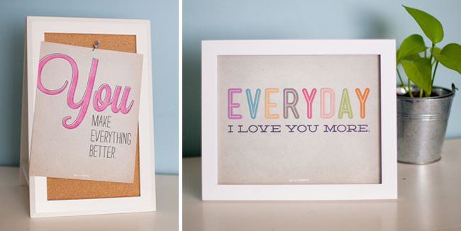 free Mother's Day printables from Paper Coterie