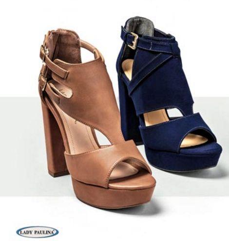 Shoes Collection Pakar Catalogo Zapatos de Dama OI 2016