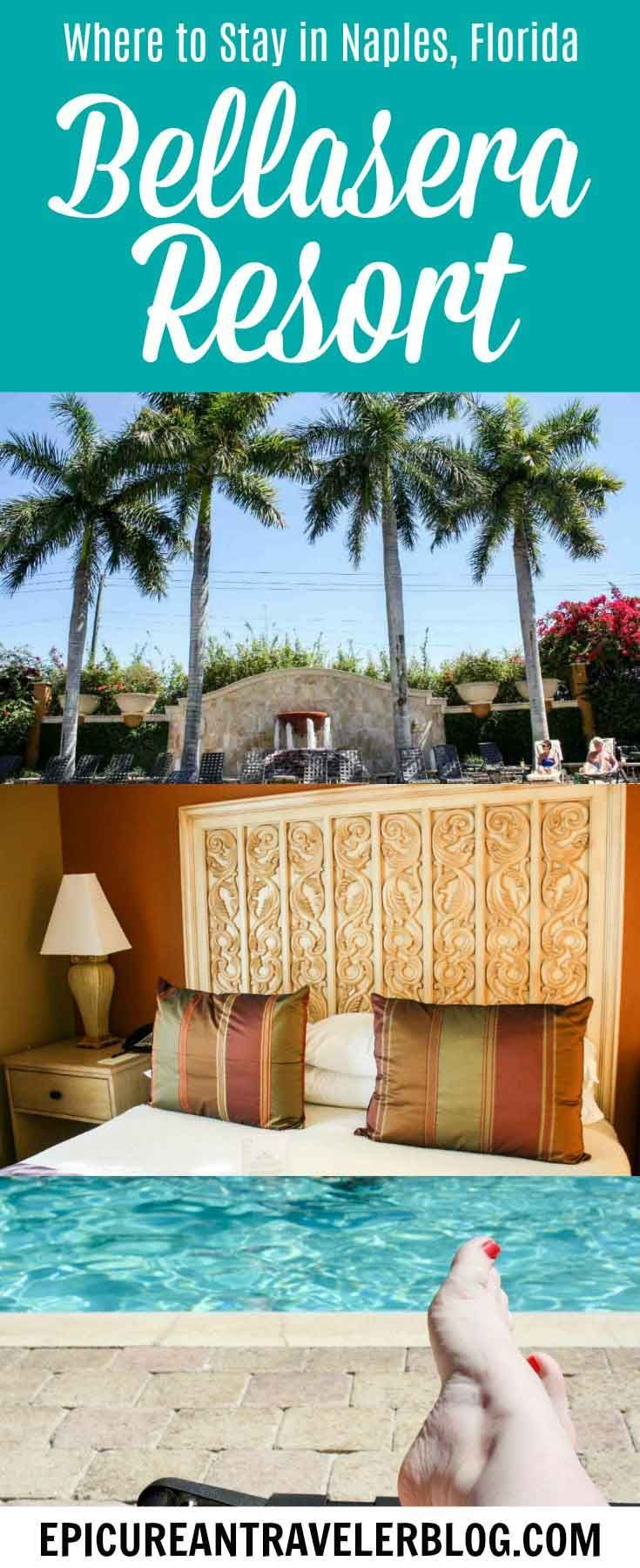 Bellasera Resort Where Grown Up Families Should Stay In Naples Fl Usa Travel Destinations Florida Travel America Travel