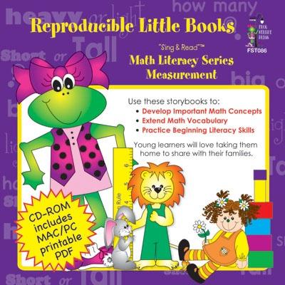 Frog Street Press Color Reproducible Little Books Murderthestout