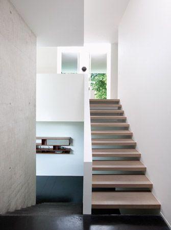 Boitsfort House   Marc Corbiau