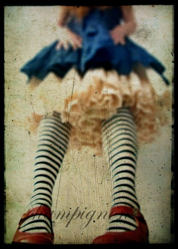 Alice in Wonderland by Champignons,