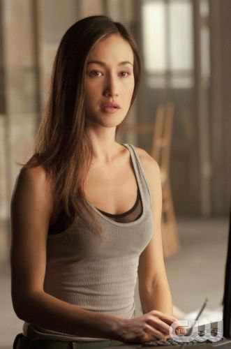 """Nikita """"Resistance"""" Pictured: Maggie Q as Nikita Photo Credit: Christos Kalohoridis/The CW 2010 The CW Network, LLC. All Rights Reserved"""