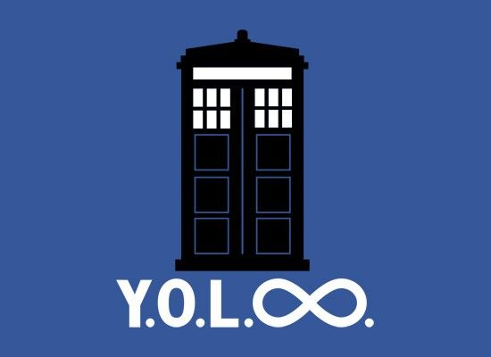 YOL Infinity. I see what you did there...