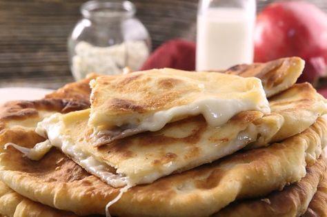 Placinta Recipe (Moldovan Cheese Filled Cakes)