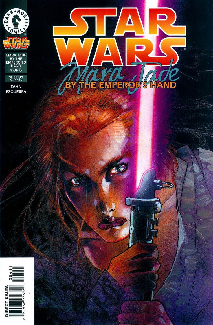 Star Wars: Mara Jade: By the Emperor's Hand 4 of 6