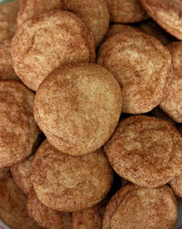 Scrumptious Snickerdoodles for Christmas - Easy Recipe