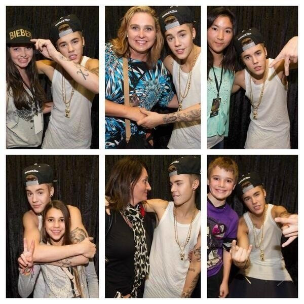 justin bieber meet and greet crying gif