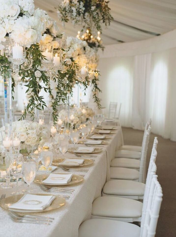 Featured Photographer: Mango Studios; Wedding reception idea.