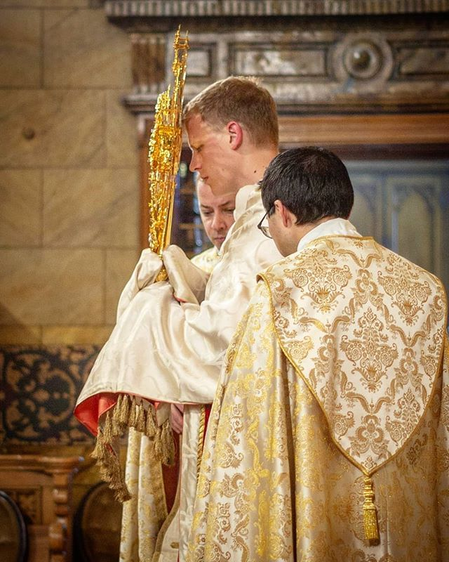 The Priesthood Is The Love Of The Heart Of Jesus When You See A Priest Think Of Our Lord Jesus Christ St John Viann Catholic Faith John Vianney Catholic