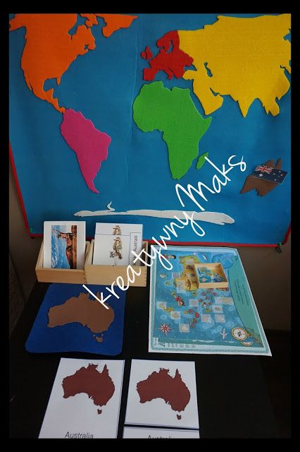 kreatywnyMaks: Australia i Oceania