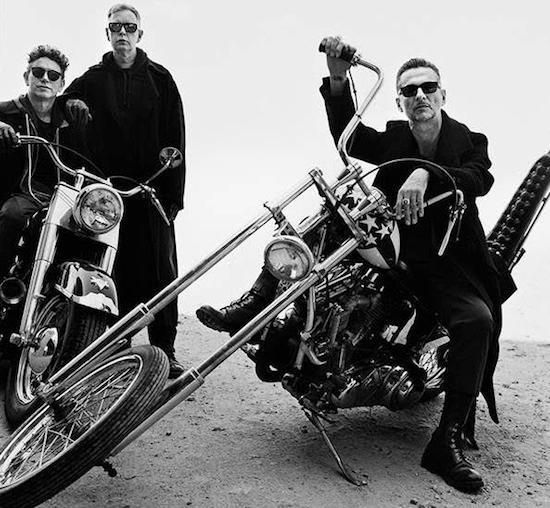 The Quietus | Features | Track-By-Track | Depeche Mode's Spirit: A Track-By-Track Review By Julian Marszalek