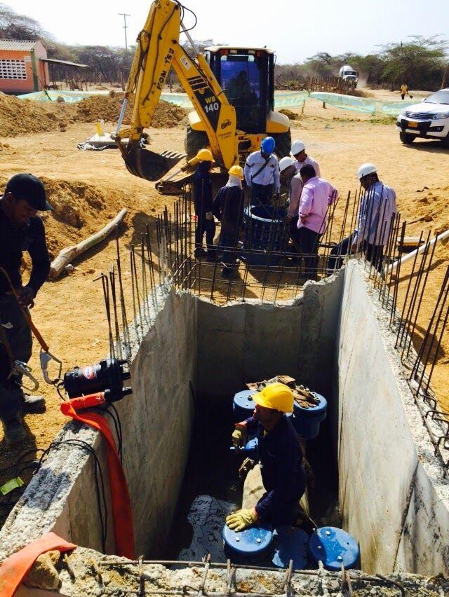 Assa suspendió por trabajos de optimización, servicio de acueducto este martes 28 de abril en Riohacha