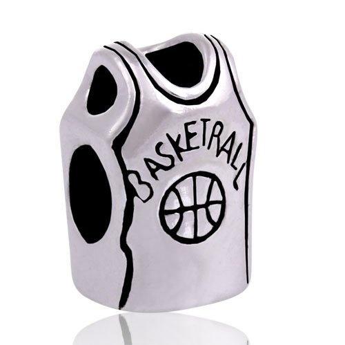 charm pandora basketball