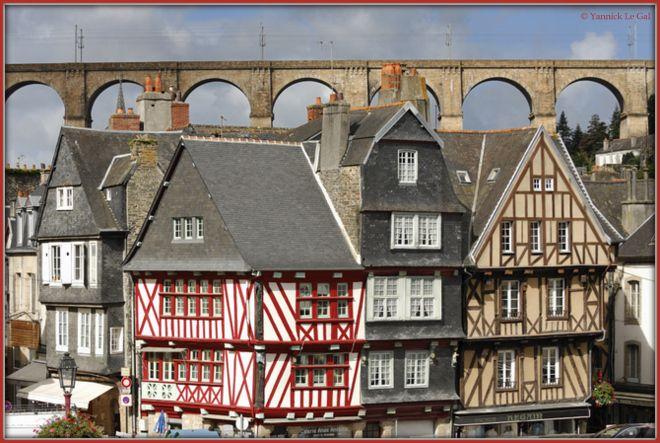 Ville de Morlaix & son patrimoine | Finistère Tourisme