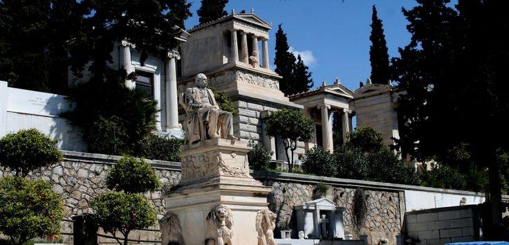 El primer cementerio de Atenas - http://www.absolutatenas.com/primer-cementerio-atenas/