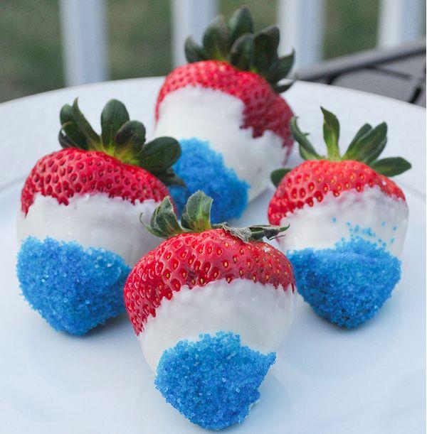 Boozey party desserts
