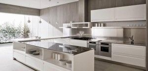 120 Custom Luxury Modern Kitchen Designs-96