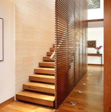 parete divisoria in legno pareti divisorie : pareti divisorie scale.jpg 373?378 pixel