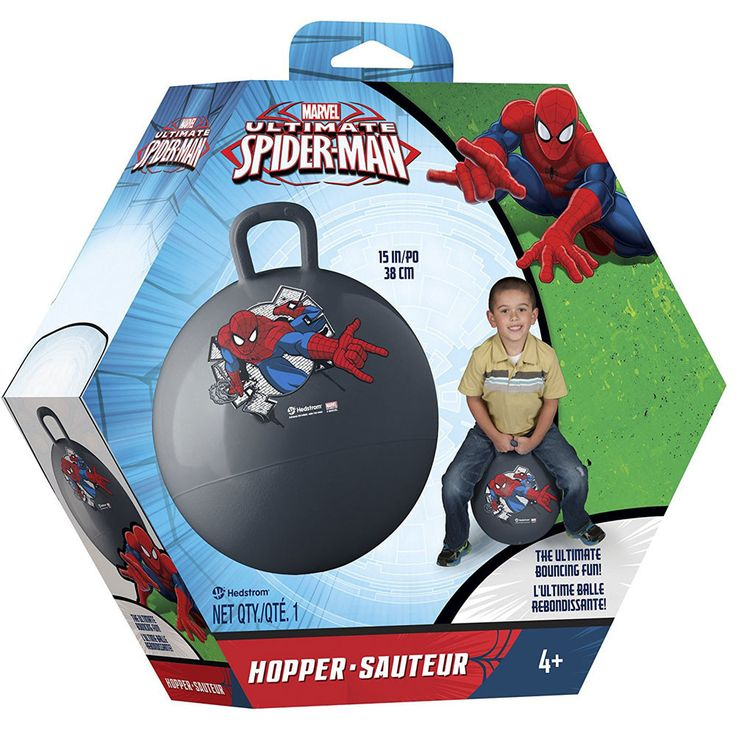 "Ultimate Spider-Man 15"" Hopper Ball"