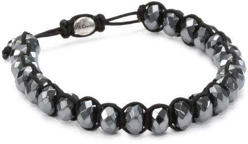 M. Cohen M.Cohen Single Wrap Large Hematite Beads on Black CWraps Large, Decor Ideas, Wraps Bracelets, Dreams Clothing, Book Worth, Cohen, Creative Decor, Diy Jewelry, Single Wraps