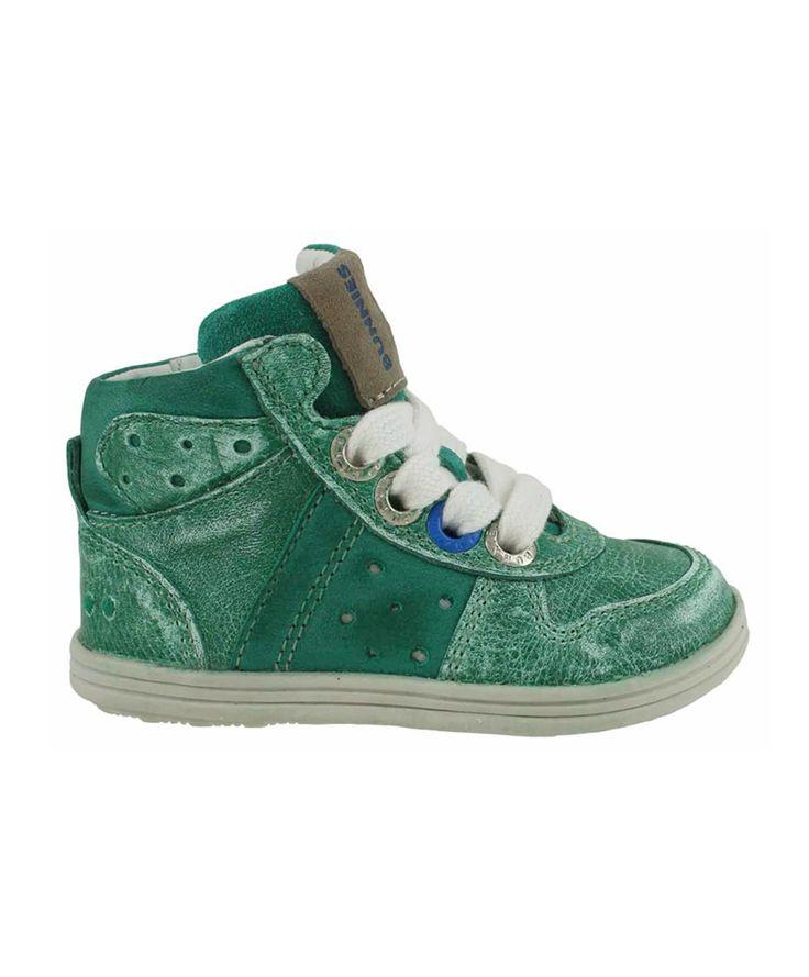 Bunnies Hoge schoenen Groen 216224 | Van Tilburg