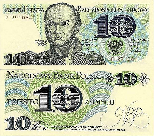 Polonia 10 złotych