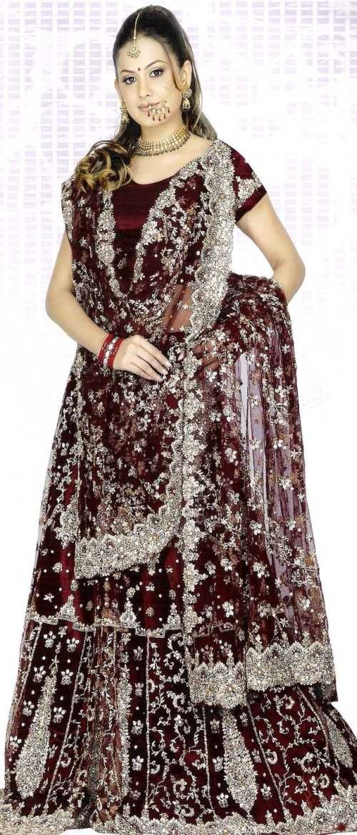 Traditional indian wedding sarees and bridal indian saree designs and styles for all new and latest indian bridal sarees collection 2012-2013
