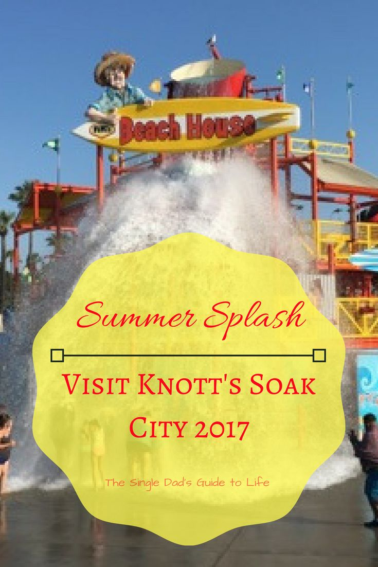 Knott's Soak City has added new adventures this summer. Catch the new slides and take a splash at one of the best water parks in California.