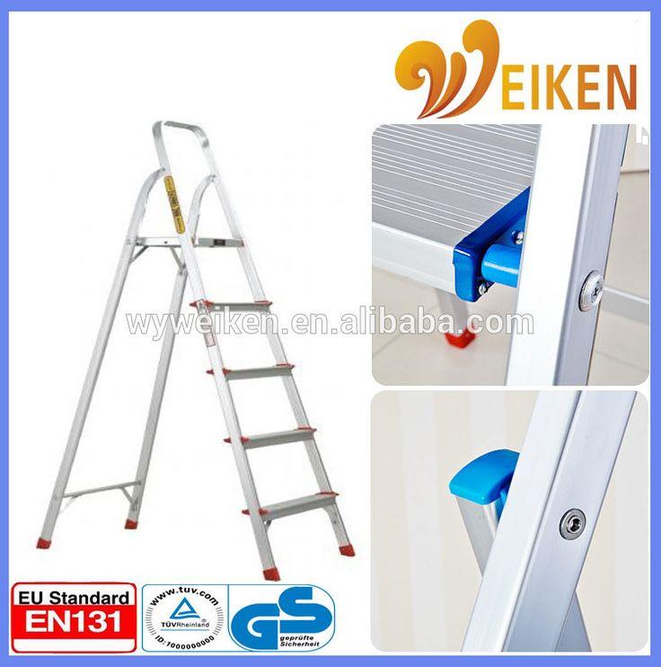 cheap aluminium ladder portable aluminum stairs for outdoor