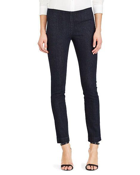 Stretch Denim Skinny Pant - Bootcut  Jeans - RalphLauren.com